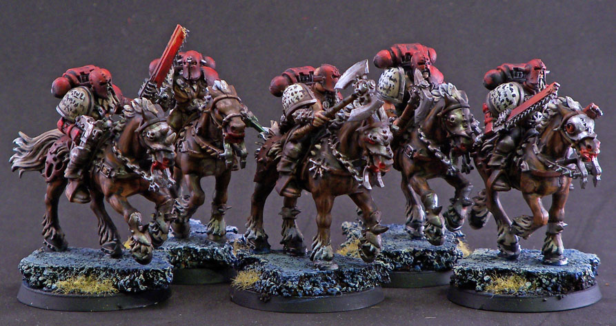 Space Wolves Banners Word Bearers | Full of...